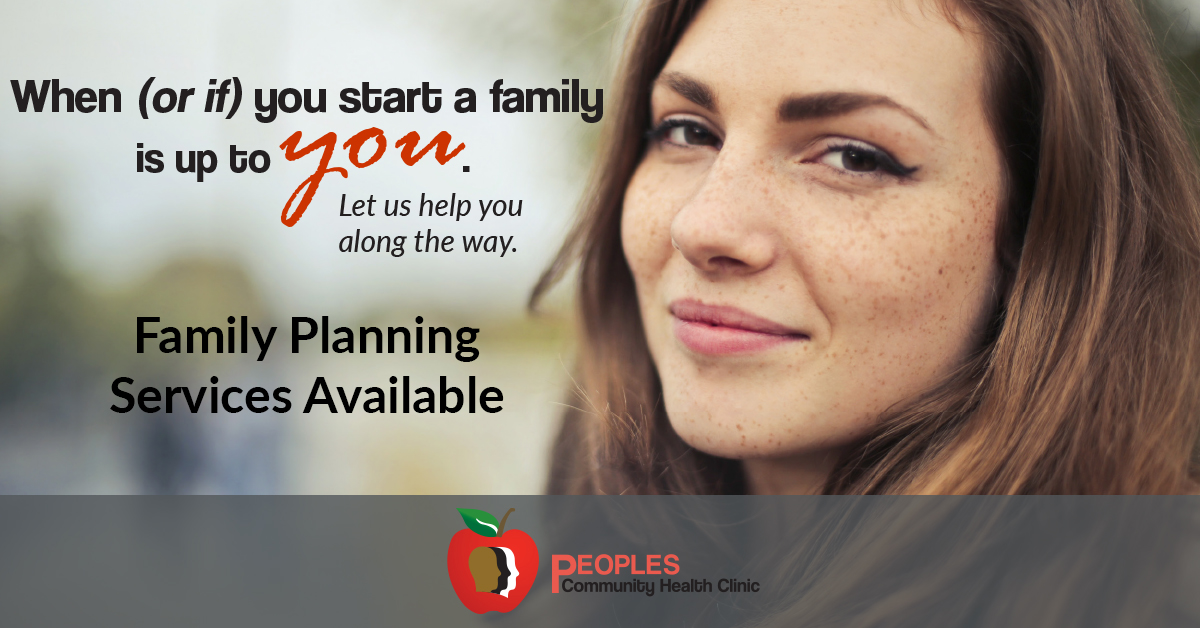 Family Planning Services Available